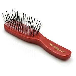 Hercules Sägemann Scalp Detangling Brush Junior 8107 Red Birthday Gifts Girls