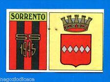 CALCIATORI PANINI 1971-72 -Figurina-Sticker n. 51 - SORRENTO SCUDETTO -Rec