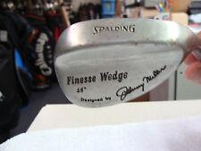 Spalding Johnny Miller Finesse 56° Wedge Original Steel Regular Flex
