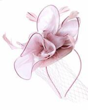 dd0e67dec Dusty Pink Fascinator for sale | eBay