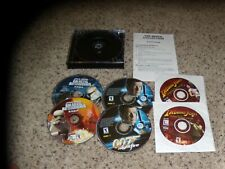 The Movie Collection PC Games - 007, Galactic Battlegrounds & Indiana Jones