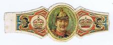 Kaiser Wilhelm La Rica Hoja MP Garcia  cigar band vitolas Bauchbinden 87