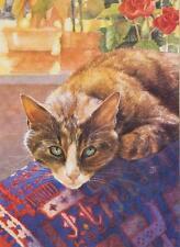 Famiglia Gatti Pet vuoto Compleanno O Carta Saluti