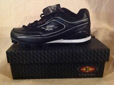 New in Box Easton Men's Titan Low Black Baseball Cleats #M32460 Size 7.5