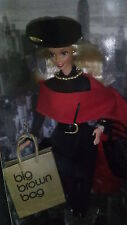 Barbie Doll Toy Donna Karan NY Bloomingdale's Limited Edition Mattel 1995 NIB