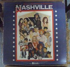 NASHVILLE OST LP OOP mid-70's Richard Baskin Robert Altman Vassar Clements