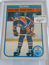 1982-83 O-Pee-Chee #106 Wayne Gretzky  : Edmonton Oilers