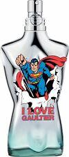 Jean Paul Gaultier Le Male Superman Addition 125ml Edt Men Without metal Box