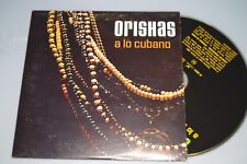 Orishas ‎– A Lo Cubano. CD-Single Promo (ESP)