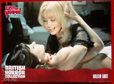 BRITISH HORROR - Card #70 - Lust For A Vampire - KILLER LUST