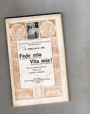 fede mia vita mia! catechismo - anno terzo -pavanelli-vigna - box stock15