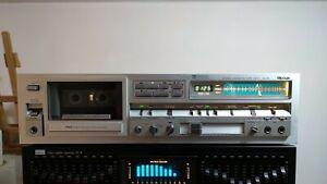 ALPAGE ALPINE AL-80 3 Heads stereo cassette tape deck Dolby B/C MPX