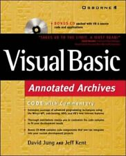 Visual Basic Annotated Archives,Peter Wright