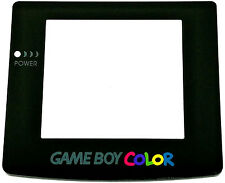 ★★ Game Boy Color display disco (nuevo) visión LCD Front lente repuesto Screen +