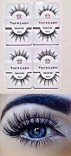 TOP LASH 4 PACKS Mink Luxury 3D Eyelashes Lilly Quality Looks False  Eye Lashes