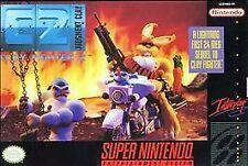 C2: Judgment Clay (Super Nintendo Entertainment System, 1994)