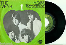 """the IVEYS 'Maybe Tomorrow' 1969 DUTCH PS with GERMAN APPLE 5 VINYL 7"""""""