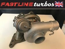 Subaru Impreza twin scroll VF37 turbocharger turbo STI HYBRID GTX Billet
