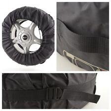 Reifentaschen Reifenhüllen 4-teilig 13-19 Zoll Reifenbreite bis 245mm schwarz