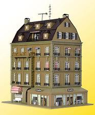 Vollmer 43783 Scala H0,Cafe con Arredamento Interno e Luce # Nuovo in Scatola