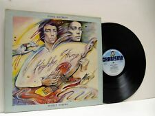 STEVE HACKETT highly strung (1st uk press, promo) LP EX-/VG+, HACK 1, vinyl,