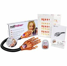 The Nail Trainer ® Practice Hand - Multi Language