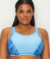 Glamorise Elite Custom Control Wire-Free Sports Bra - Women's