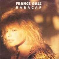 "France Gall Babacar 7"" Single Vinyl Schallplatte 12870"