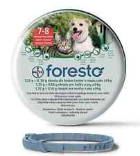 Seresto/Foresto Flea & Tick Collar for Small Dogs & Cats < 18lbs(8kg)