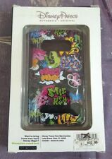 DISNEY D-TECH GRAFITTI MICKEY MOUSE CLIP CASE & SCREEN GUARD HTC EVO 4G