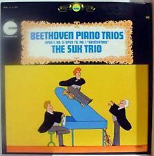 Suk Trio - Beethoven Piano Trios LP Mint- 22 16 0070 Vinyl Record
