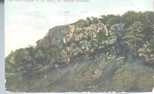 The Devil's Garden at the Notch Mt. Holyoke Mountain Massachusetts Postcard MA