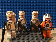 Lego 8083 Star Wars Hoth Rebel Trooper Battle Pack Minifigure Lot