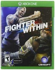 Fighter Within Microsoft Xbox One Game 2013 Mild Language Factory Sealed - USA