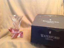 "Waterford Crystal Conor 6"" Vase Lead Crystal BRAND NEW in original box!  BIN B5"