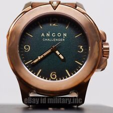 ANCON CHALLENGER BRONZE DIVER 200M WATCH CH003 NEW IN BOX INTERNATIONAL SHIPPING