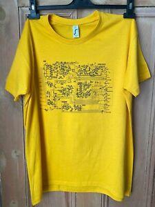 Roland TB-303 Schematic T-Shirt *Acid House / Techno*