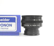 Schneider Kreuznach Componon 80mm f/5.6 circa 18-Blade Enlarging Lens