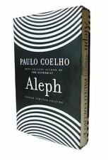 Aleph by Paulo Coelho, Signed by the Author (2011, Hardcover)