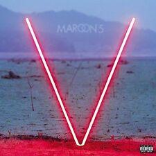 V [LP] by Maroon 5 (Vinyl, Jul-2015, Interscope (USA))