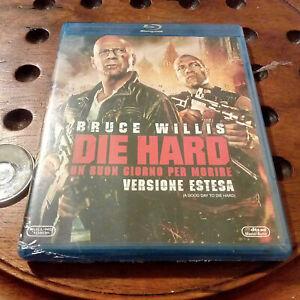 Die Hard Un Buon Giorno Per Morire   Blu Ray  .... Nuovo