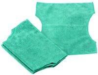New 3 Pack Replacement Microfiber Refills fits Swiffer Clorox Ready Mop Pad