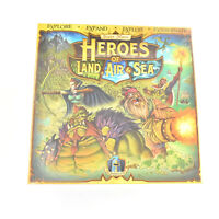 Heroes of Land, Air & Sea Board Game NEW Gamelyn Core