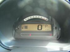 CITROEN C3 INSTRUMENT CLUSTER, 1.6LTR AUTO, PETROL, 08/03-10/10