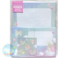 KUTSUWA SANRIO Little Twin Stars KAWAII Envelope  Stationery Letter Set  UNICORN