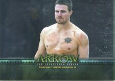 Arrow Season 3 Parallel Foil Base Card #31