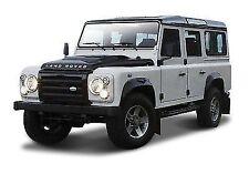 Land Rover Defender 110 Copper Metallic Bburago Street Fire 1 32