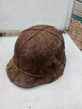 More details for german imperial ww1 m16 stalhelm steel helmet a bit rusty in places but looker