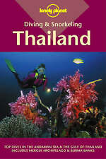 Thailand (Lonely Planet Diving & Snorkeling Thailand)-ExLibrary