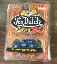 Jada Toys Von Dutch Garage - '39 Chevy Delivery Sedan - 1:64 //NOC//